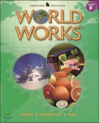 Jamestown World Works Level F Set (Student Book + Workbook)