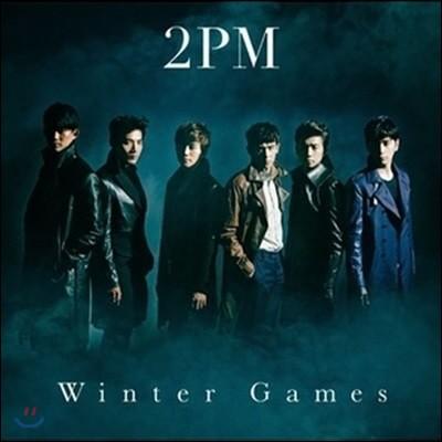[중고] 투피엠 (2PM) / Winter Games (일본반)
