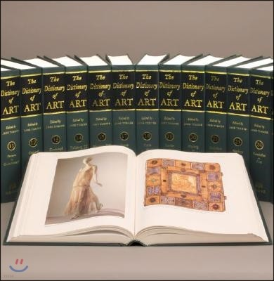 The Dictionary of Art