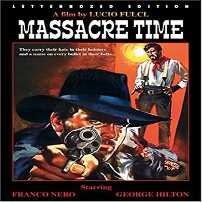 Massacre Time (메서커 타임)(지역코드1)(한글무자막)(DVD)