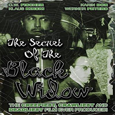 Secret Of The Black Widow (시크릿 오브 블랙 위도우)(지역코드1)(한글무자막)(DVD)