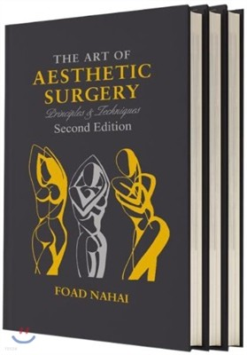 The Art of Aesthetic Surgery, 3 Volumes