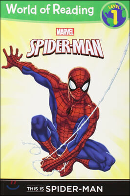 World of Reading Level 1 : This is Spider-Man