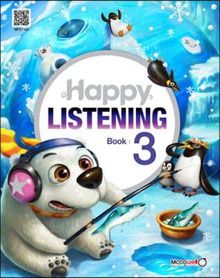 Happy LISTENING Book 3