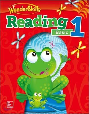 WonderSkills Reading Basic 1