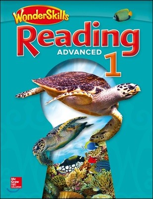 WonderSkills Reading Advanced 1