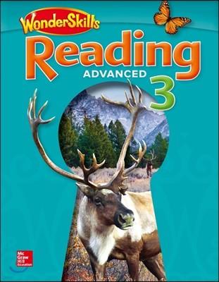 WonderSkills Reading Advanced 3