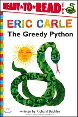 Ready-To-Read Level 1 : The Greedy Python