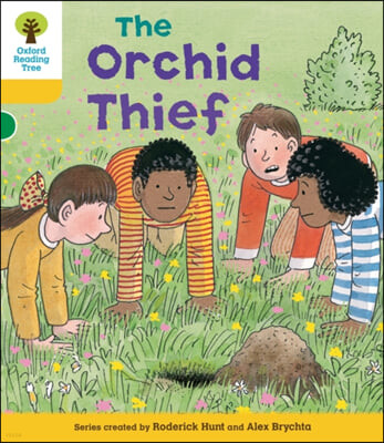 Oxford Reading Tree: Level 5: Decode and Develop The Orchid Thief