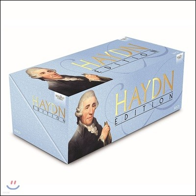 하이든 전집 160CD 박스세트 (Haydn Edition)