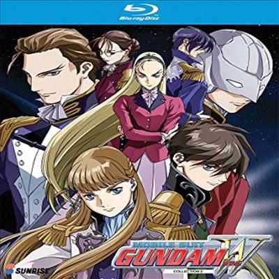Mobile Suit Gundam Wing 2 (기동전사 건담)(한글무자막)(Blu-ray)
