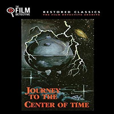 Journey To The Center Of Time (저니 투 더 센터 오브 타임) (지역코드1)(한글무자막)(DVD-R)