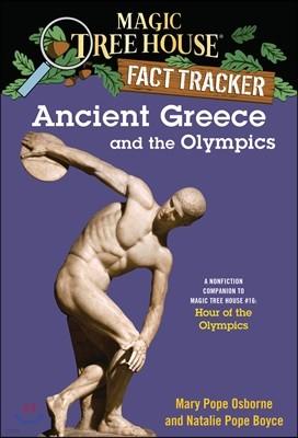 (Magic Tree House Fact Tracker #10) Ancient Greece and the Olympics