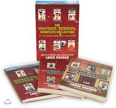 The Wayside School Collection Box Set