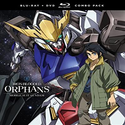 Mobile Suit Gundam: Iron-Blooded - Ssn One Pt 1 (기동전사 건담)(한글무자막)(Blu-ray+DVD)
