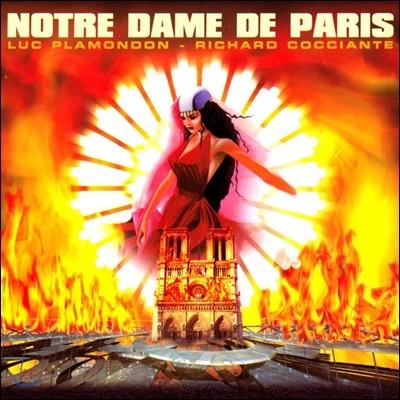 뮤지컬 노트르담 드 파리 블루레이 (Notre Dame de Paris Blu-ray)