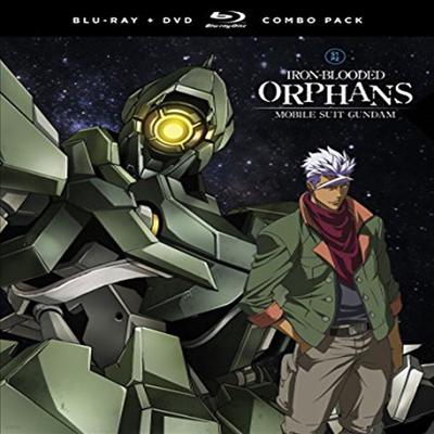 Mobile Suit Gundam: Iron-Blooded - Ssn One Pt 2 (기동전사 건담)(한글무자막)(Blu-ray+DVD)
