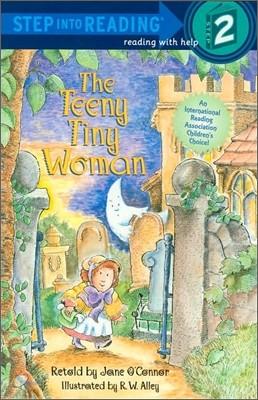 Step Into Reading 2 : The Teeny Tiny Woman