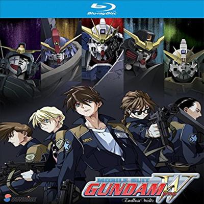 Mobile Suit Gundam Wing Endless Waltz (기동전사 건담)(한글무자막)(Blu-ray)