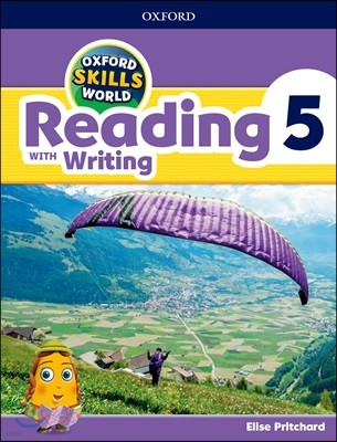 Oxford Skills World Reading with Writing 5 (Student Book & Work Book)