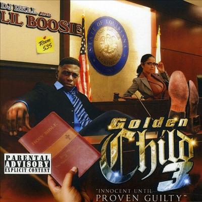 Lil Boosie - Golden Child 3 (CD)