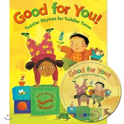 [노부영] Good for You! Toddler Rhymes for Toddler Ti