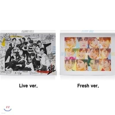 더보이즈 (The Boyz) - 미니앨범 1집 : The First (Live / Fresh ver. 중 랜덤발송)