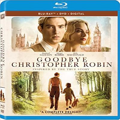 Goodbye Christopher Robin (굿바이 크리스토퍼 로빈)(한글무자막)(Blu-ray+DVD)