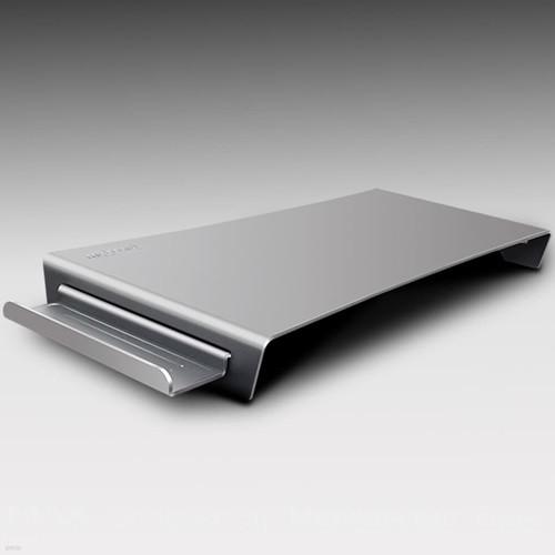 마이보드 MD-500SV 알루미늄 노트북 거치대 겸용 모니터 받침대