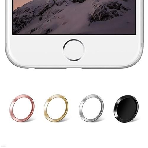 아이폰 8 7 6 SE 알루미늄 홈버튼 스티커 지문인식 애플 아이패드 아이팟