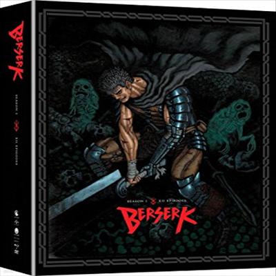 Berserk: Season One (Limited Edition) (베르세르크)(한글무자막)(Blu-ray)