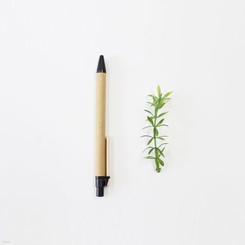 친환경ECO 크라프트지 나무클립 샤프