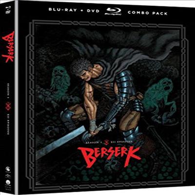 Berserk: Season One (베르세르크)(한글무자막)(Blu-ray+DVD)