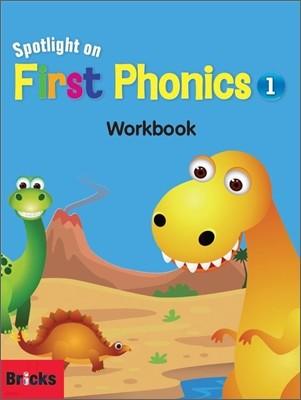 Spotlight on First Phonics 1 : Workbook