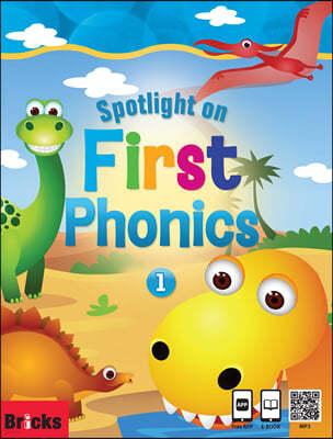 Spotlight on First Phonics 1 : Student Book