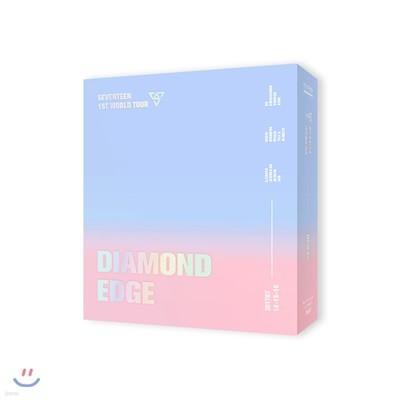 세븐틴 (Seventeen) - 2017 Seventeen 1st World Tour Diamond Edge In Seoul Concert DVD