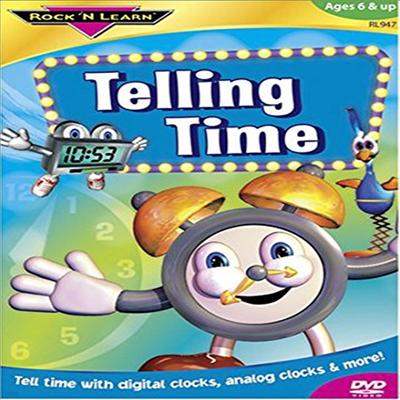 Telling Time (텔링 타임)(지역코드1)(한글무자막)(DVD)