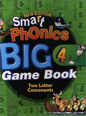 Smart Phonics 4 : Big Game Book (New Edition)
