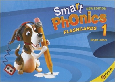Smart Phonics 1 : Flash Cards (New Edition)