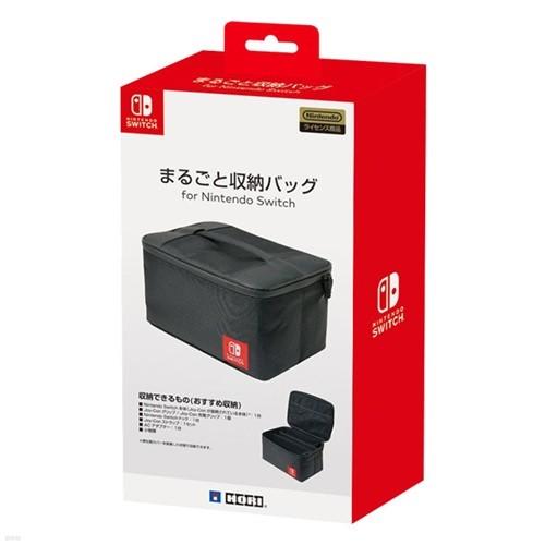 [스위치 주변기기]호리 일괄 수납백 for Nintendo Switch