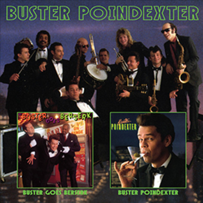 Buster Poindexter - Buster Poindexter / Buster Goes Berserk (CD)