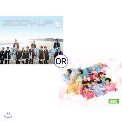 더보이즈 (The Boyz) - 미니앨범 2집 : The Start [Set/Go ver. 중 랜덤발송]