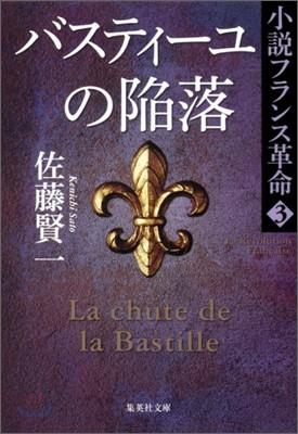 小說フランス革命(3)バスティ-ユの陷落