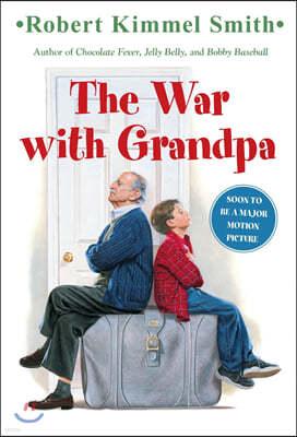 The War with Grandpa 로버트 드니로 우마서면 주연 영화 원작 소설