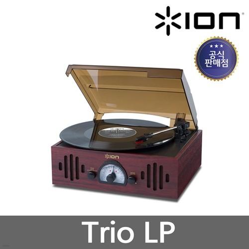 [정품] ION Trio LP 아이온 트리오 엘피 턴테이블