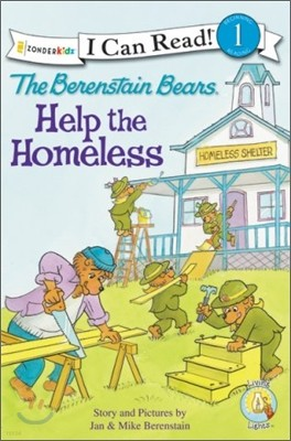 [I Can Read] Level 1 : The Berenstain Bears Help the Homeless