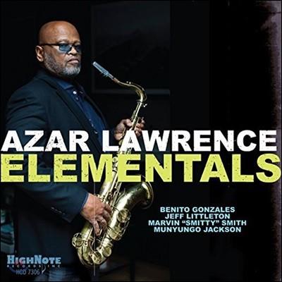 Azar Lawrence (아자르 로렌스) - Elementals
