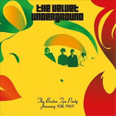 Velvet Underground - Boston Tea Party January 10th 1969 (2LP)