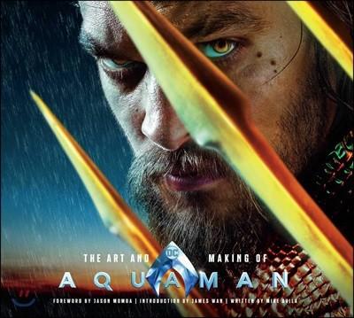 The Art and Making of Aquaman : 영화 '아쿠아맨' 공식 컨셉 아트북