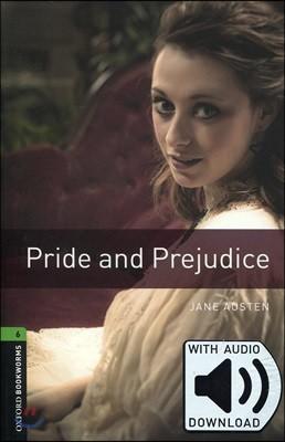 Oxford Bookworms Library 6: Pride and Prejudice (with MP3), 3/E